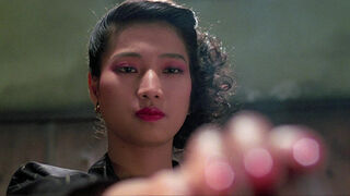 The Japanese Fighter in My Lucky Stars (played by Michiko Nishikawa) 46