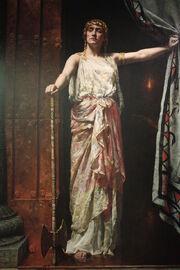 Clytemnestra, John Collier, 1882