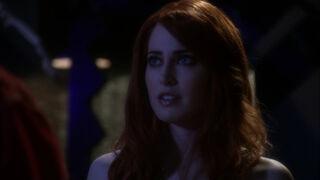 Maxima (played by Charlotte Sullivan) Smallville Instinct 136