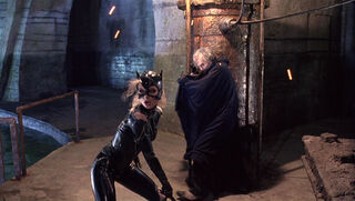 Selina Kyle-Catwoman (played by Michelle Pfeiffer) Batman Returns 156