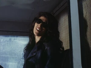 Tanya in Demolition High (played by Melissa Brasselle) 31