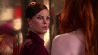 Maxima (played by Charlotte Sullivan) Smallville Instinct 28