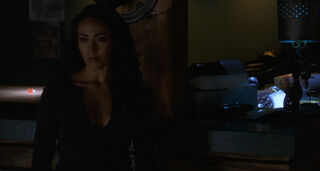 Nadja (played by Marisa Quintanilla) Road House 2 Last Call 25