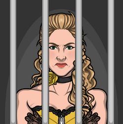 Adrienna Brassiere arrest