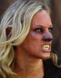 Werewolf Justine