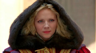 Justine de Winter (played by Kim Cattrall) The Return of the Musketeers 768