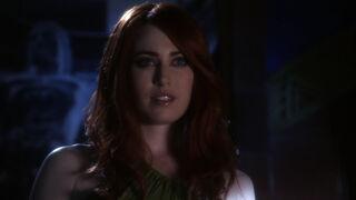 Maxima (played by Charlotte Sullivan) Smallville Instinct 78