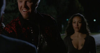 Nadja (played by Marisa Quintanilla) Road House 2 Last Call 42