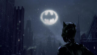 Selina Kyle-Catwoman (played by Michelle Pfeiffer) Batman Returns 179