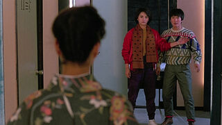 The Japanese Fighter in My Lucky Stars (played by Michiko Nishikawa) 47