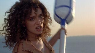 Michelle Rodham Huddleston (played by Brenda Bakke) Hot Shots 2 129