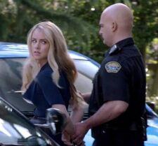 Dahlia Arrested