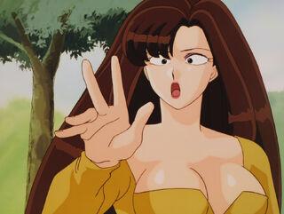 Hinako Ninomiya (voiced by Yumi Touma) Ranma 1-2 Oav 04 29
