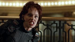 Jessica Priest in Spawn (played by Melinda Clarke) 138