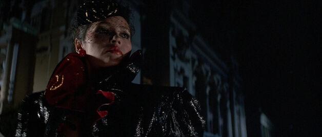 Fatima Blush (played by Barbara Carrera) Never Say Never Again 22-1