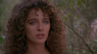 Michelle Rodham Huddleston (played by Brenda Bakke) Hot Shots 2 94