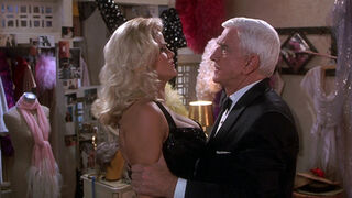 Tanya Peters in Naked Gun 3 (played by Anna Nicole Smith) 398