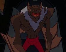 Francine She-Bat
