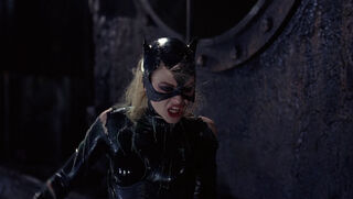 Selina Kyle-Catwoman (played by Michelle Pfeiffer) Batman Returns 161