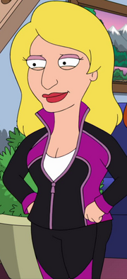 Sheila Cornhole 3 - American Dad