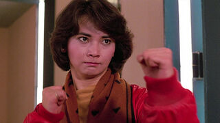 The Japanese Fighter in My Lucky Stars (played by Michiko Nishikawa) 205