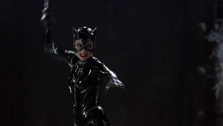 Selina Kyle-Catwoman (played by Michelle Pfeiffer) Batman Returns 67