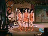 Thera Amazon Warriors Fangface Begone You Amazon 31