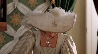 Justine de Winter (played by Kim Cattrall) The Return of the Musketeers 462