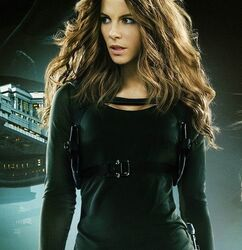 Kate Beckinsale Lori Quaid Total Recall