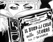 Olinka Casanova-Romanoff 4 Superfumetti