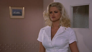 Tanya Peters in Naked Gun 3 (played by Anna Nicole Smith) 41