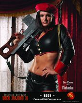 Gina-carano-command-conquer-red-alert-3-promoshoot-wallpapers 1