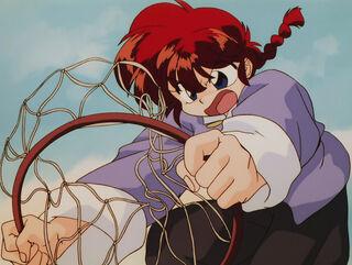 Hinako Ninomiya (voiced by Yumi Touma) Ranma 1-2 Oav 04 81