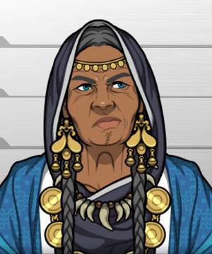 Mama Yasmine