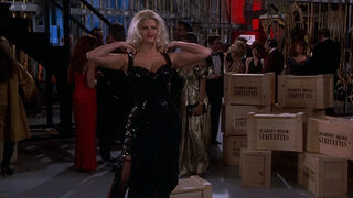 Tanya Peters in Naked Gun 3 (played by Anna Nicole Smith) 339
