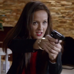 Michelle Cantwell gun
