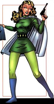 Victoria Murdock (Earth-616) from All-New Official Handbook of the Marvel Universe A to Z Vol 1 1 0001
