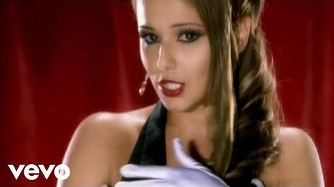Girls Aloud - I Think We're Alone Now - Kimberley Ending