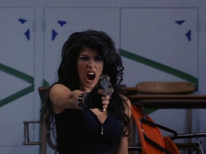 Tanya in Demolition High (played by Melissa Brasselle) 190