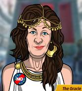 Cassandra Papdakis unmasked