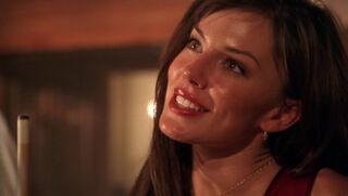 Desiree Atkins (played by Krista Allen) Smallville 53