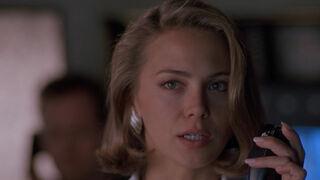 Michelle Rodham Huddleston (played by Brenda Bakke) Hot Shots 2 91
