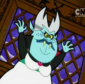 Nancy Claus Vampire