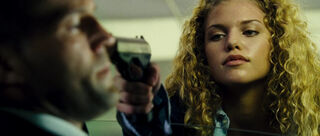 Car Jacking Girl (played by Annalynne McCord) The Transporter 2 17