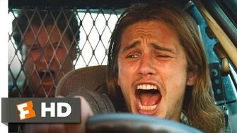 Pineapple Express - Police Car Chase Scene (6 10) Movieclips
