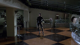 Selina Kyle-Catwoman (played by Michelle Pfeiffer) Batman Returns 50