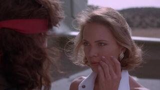 Michelle Rodham Huddleston (played by Brenda Bakke) Hot Shots 2 84