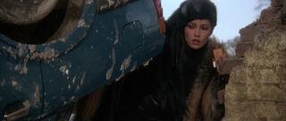 Fatima Blush (played by Barbara Carrera) Never Say Never Again 43-0