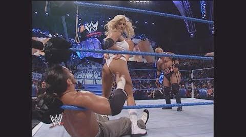 Torrie Wilson & Rikishi vs. Dawn Marie & Matt Hardy- SmackDown, Oct