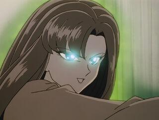 Hinako Ninomiya (voiced by Yumi Touma) Ranma 1-2 Oav 04 36